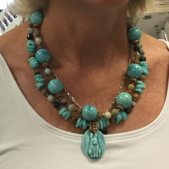 Custom Jewelry Design by Theresa Hanada